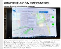 Kooperation mit der Stadt Herne