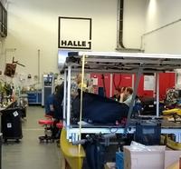 LoRaWAN-Workshop im FabLab 'halle1' an der Westfälischen Hochschule in Gelsenkirchen am 24.7.2019